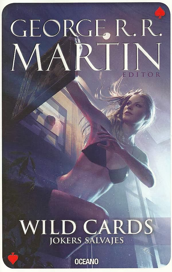 Wildcards 3 - George R. R. Martin