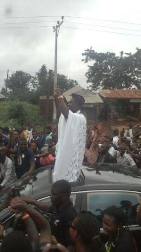image of Prince Adeyeye Ogunwusi ooni of Ife