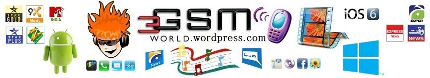 3GSM WORLD