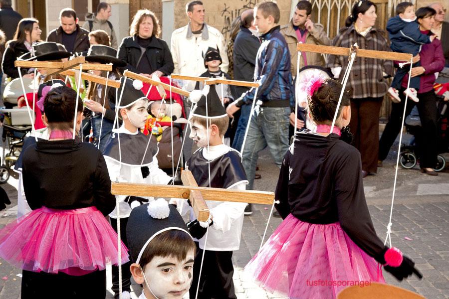Fotos disfraces carnavales 2011 79