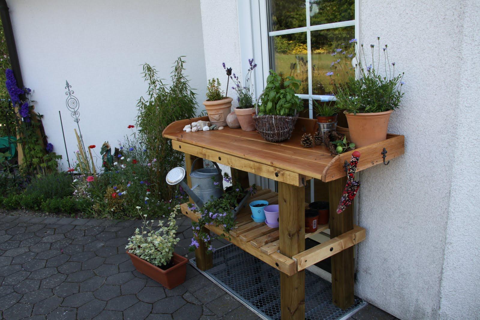 liebesbinchen: gartenbasteleien, Garten und bauen
