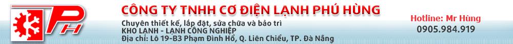 Lắp kho lạnh tại Đà Nẵng