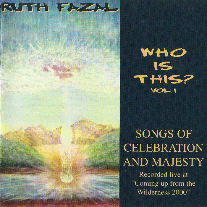 Ruth Fazal-Who Is This?-Vol 1-