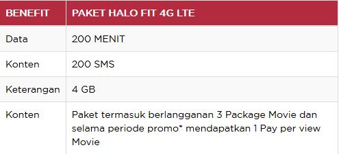 4G lte telkomsel