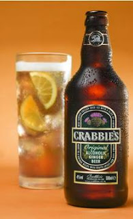 Stitch and Bear - Crabbie's Ginger Beer