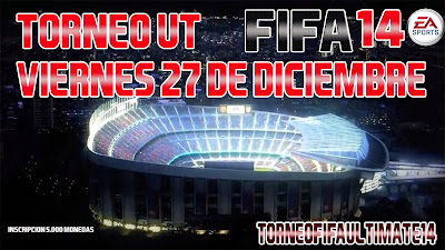TORNEO ULTIMATE TEAM 14 Torneoultimate