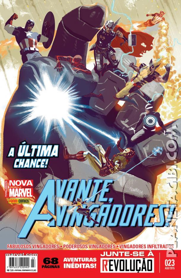 Checklist Marvel/Panini (Julho/2019 - pág.08) - Página 3 AVANTE%2BVINGADORES%2521%2B23