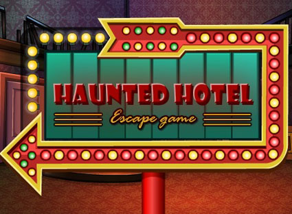 Haunted Hotel Escape