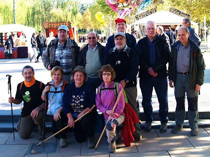 Caminada Popular de Llinars del Vallès 2011