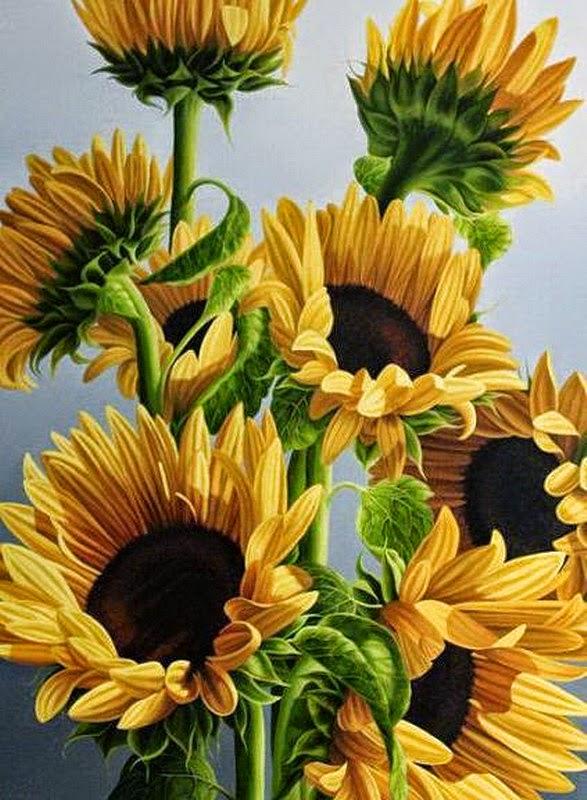 cuadros-realistas-flores-y-frutas