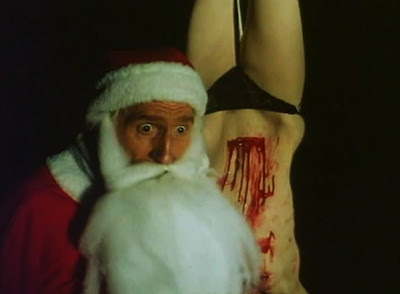 Evil Santa In Don't Open Till Christmas