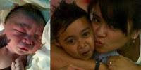 anak pertama yunita dan daus mini