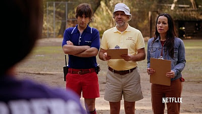 Wet Hot American Summer: First Day of Camp  (TV-Show / Series) - Season 1 Trailer - Screenshot