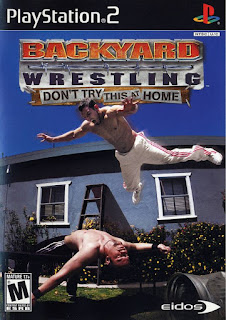 Download backyard Wrestling Don't Try This at Home Games PS2 ISO For PC Full Version Free Kuya028