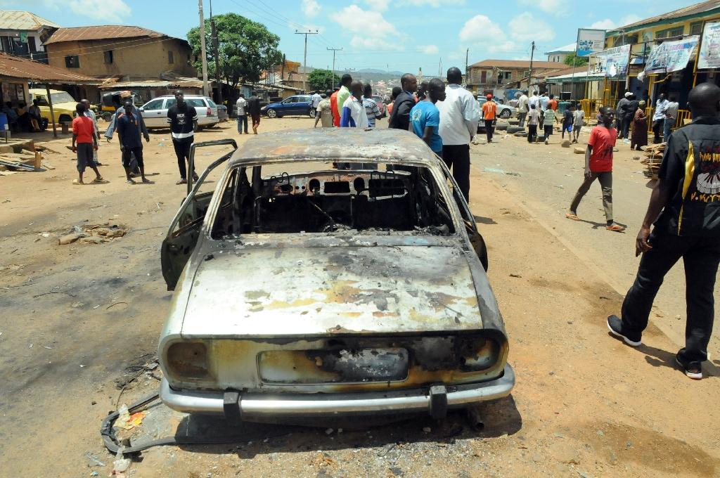 Nigeria's Borno State bomb blast, near about 47 people died