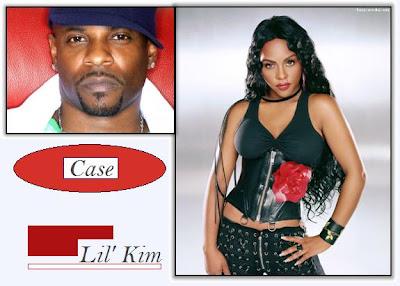 Singer Case & Rap Artist Lil' Kim