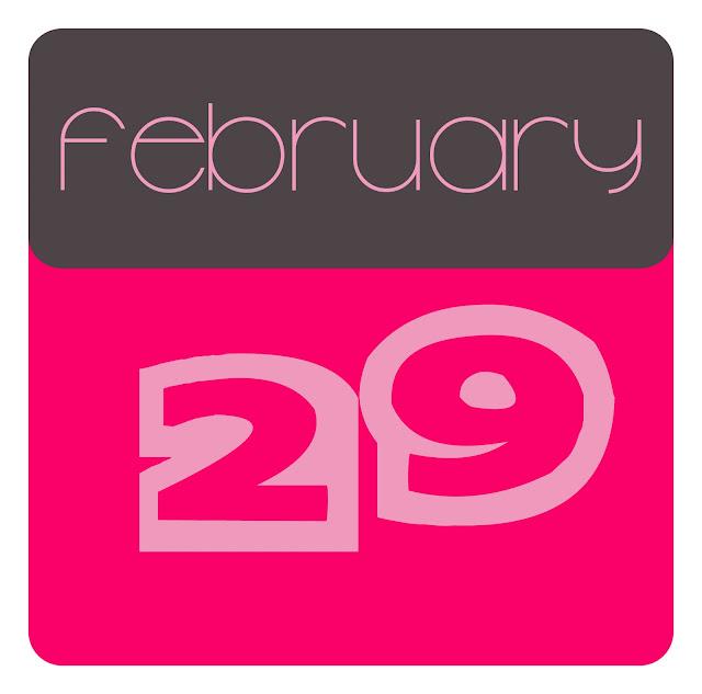 February 29 kalender