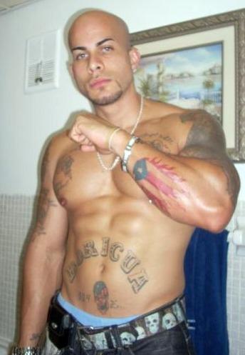 bald latino