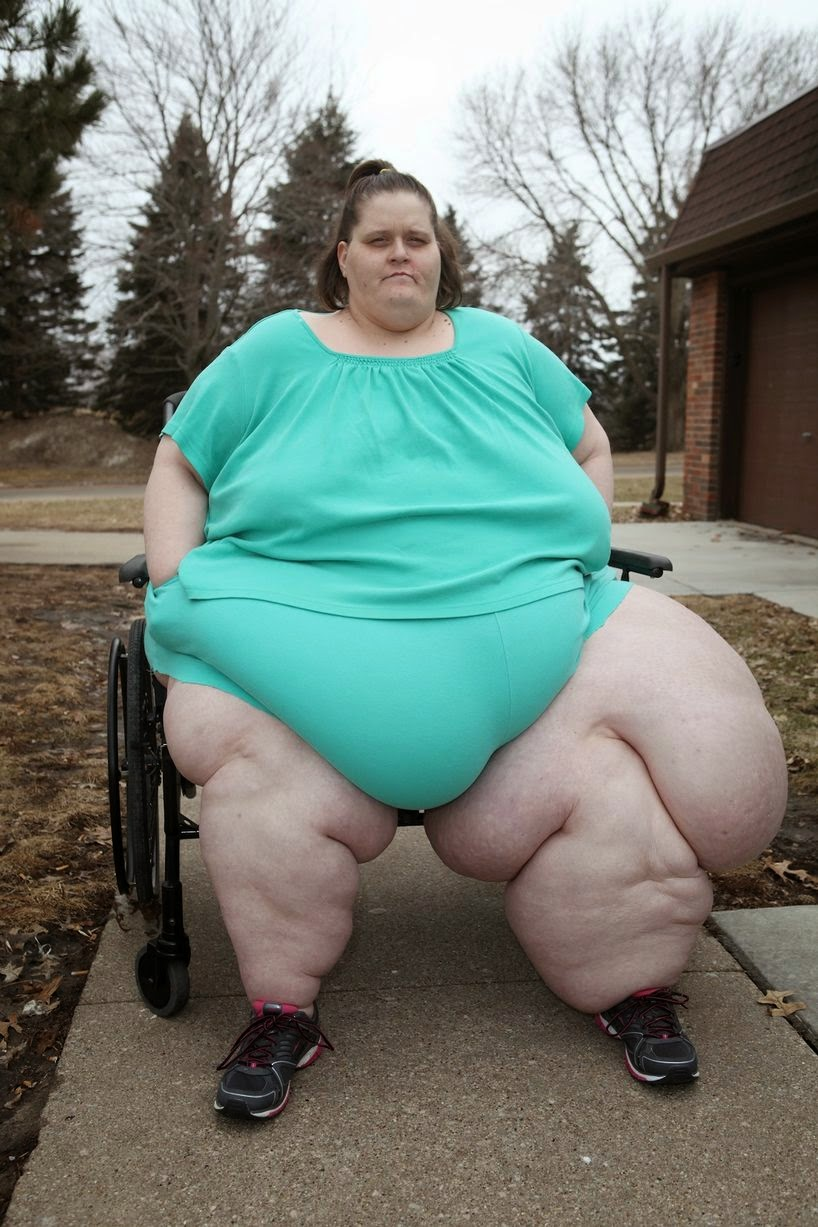 World s fattest woman