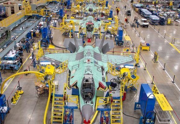 Perakitan F-35