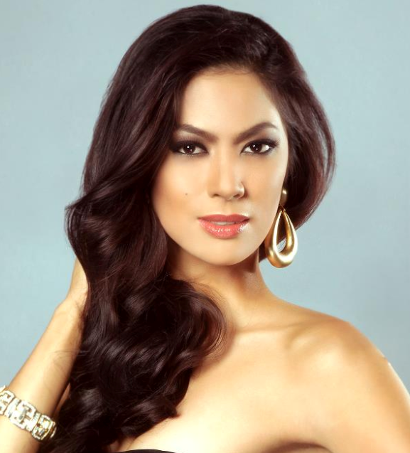 Miss Universe Philippines 2013 Ariella Arida [Photo: Raymond Saldana]