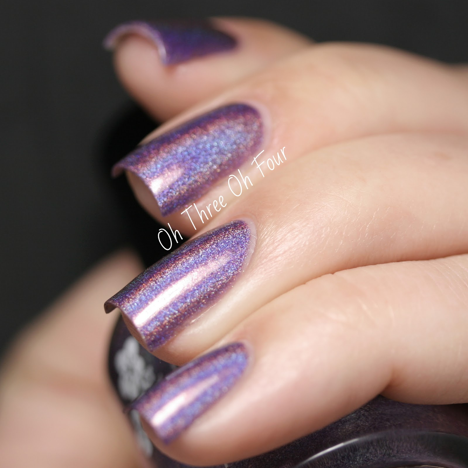 KBShimmer Quick and Flirty Swatch
