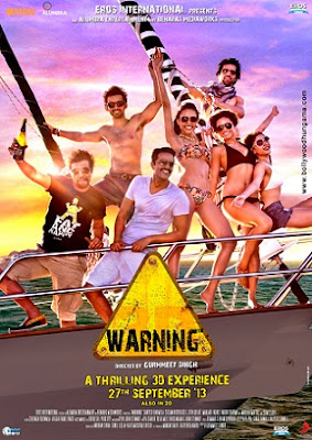 Warning (2013) (Audio Cleaned) Watch Full Movie DVDScr XviD 1CDRip [DDR]