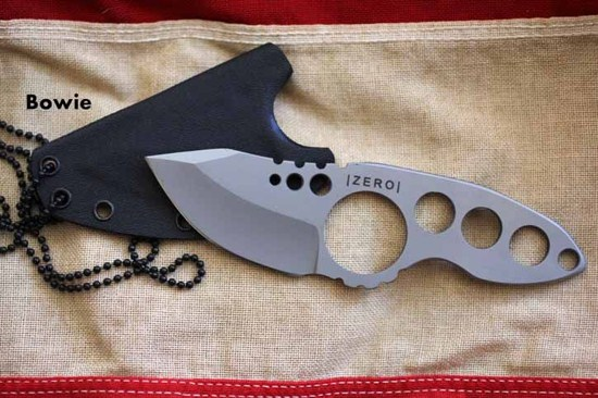 custom pocket knife Zero Knives  Flywheel