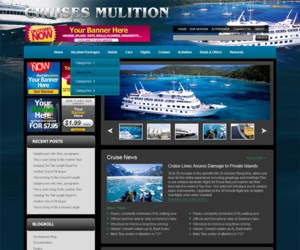 Cruises Mulition WordPress Theme