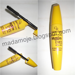 golden Rose Maxim Eyes Maskara