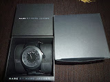 MARC JACOBS PELLY X-LARGE WATCH