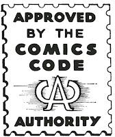 comics code stamp