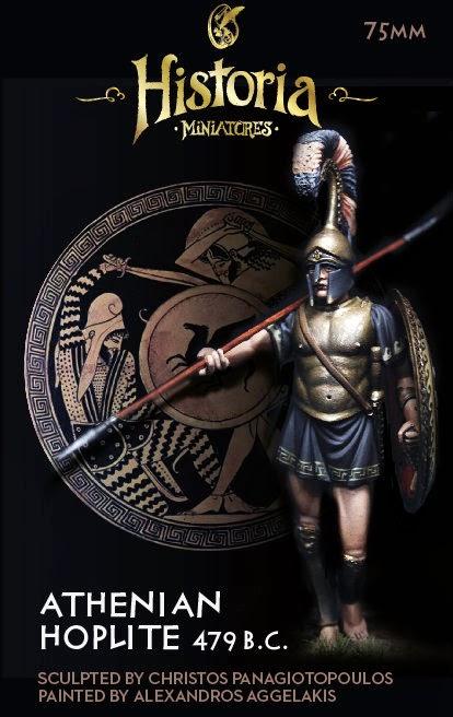 Athenian Hoplite 479 BC