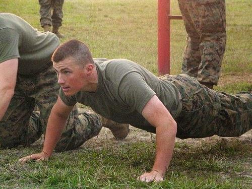 Gays in the military debate