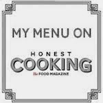 Featured in Honest Cooking