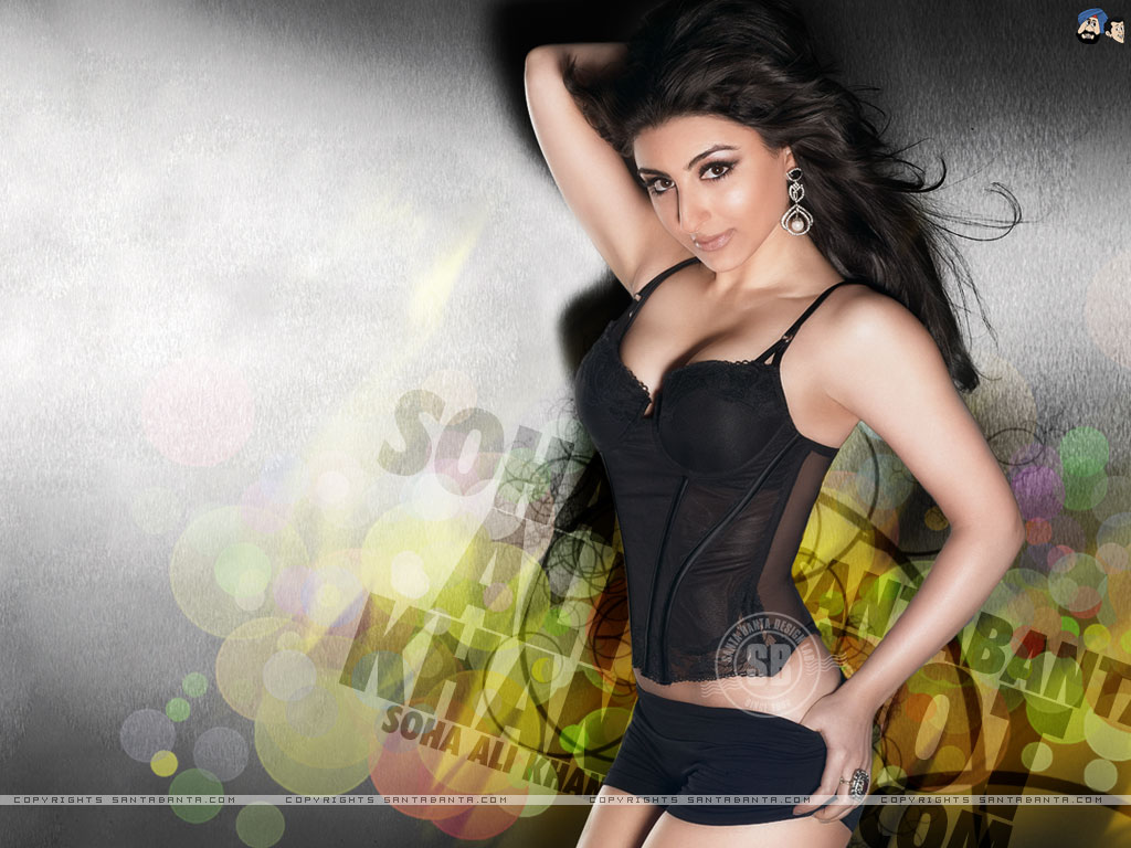 Soha Ali Khan Hottest Avatar Bollywood Images