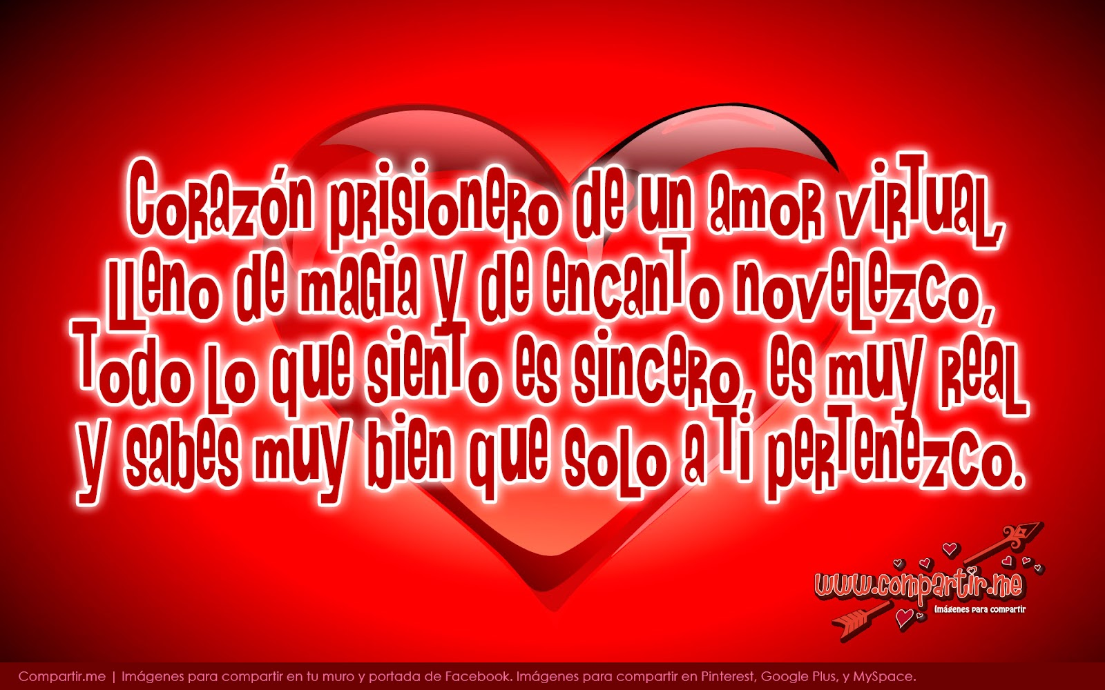 Poemas de Amor en imagenes con frases bonitas: Imagenes