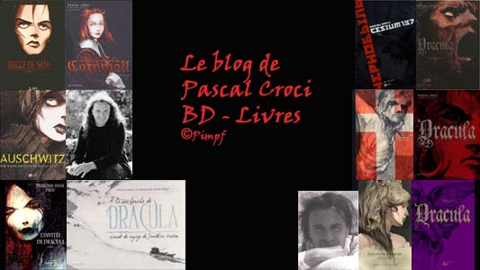 Pacal Croci le BLOG BD