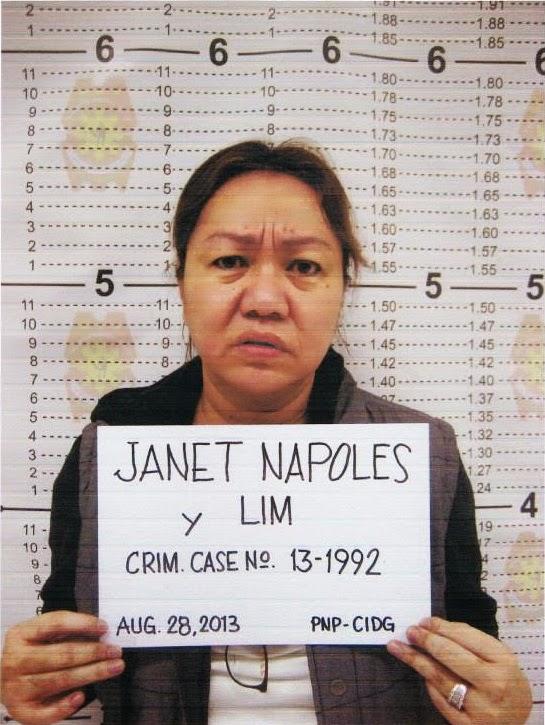 Janet Lim Napoles List