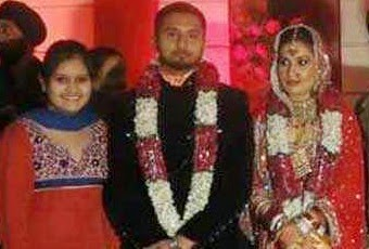 yo yo honey singh wedding unseen pictures with wife and family b