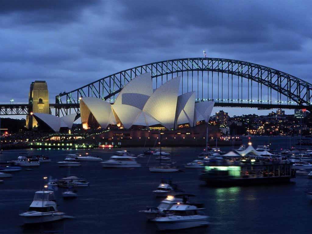 Australia Tourism Stills