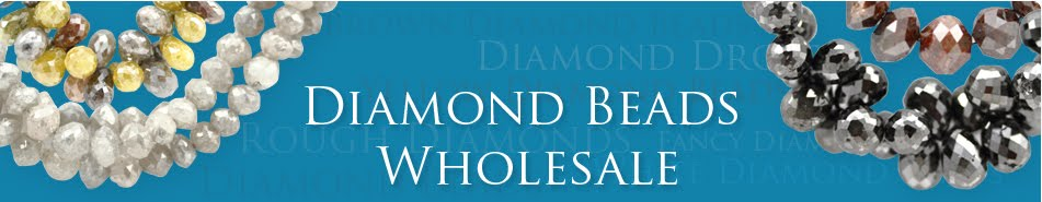 Diamond Beads Wholesale