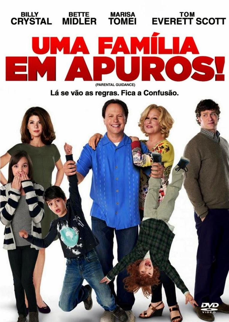 Uma Família Em Apuros – Dublado (2012)