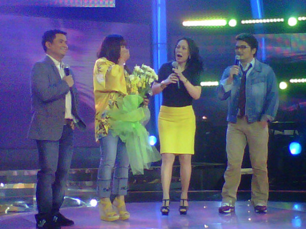Diamond Star Maricel Soriano in Party Pilipinas