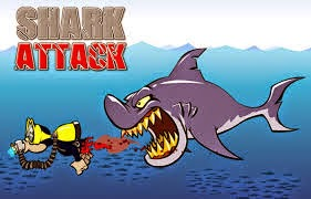 Download Shark Attack - Cari Harta Karun di Bawah Laut