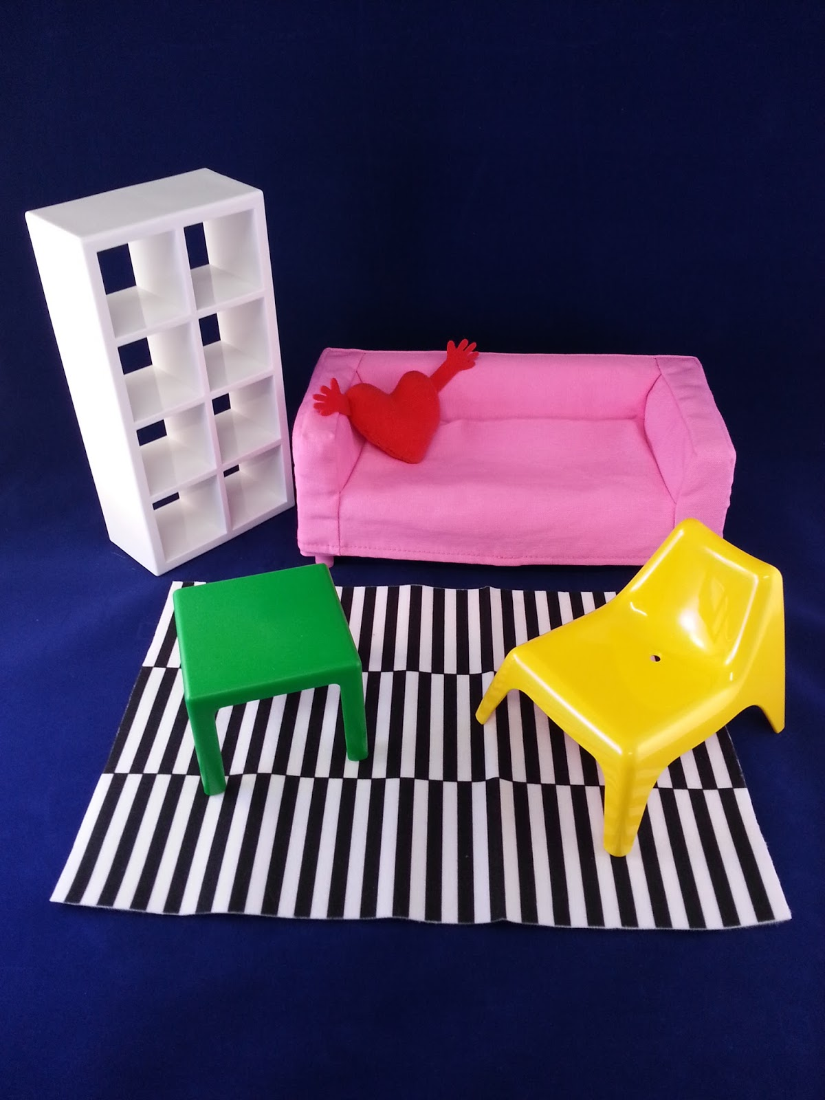 IKEA Dollhouse Furniture