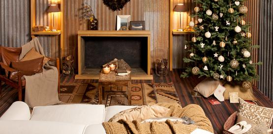 decoración de Navidad para el hogar