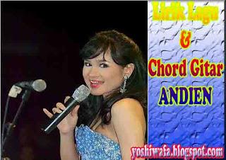 Lirik Lagu dan Chord Gitar Andien Gemilang