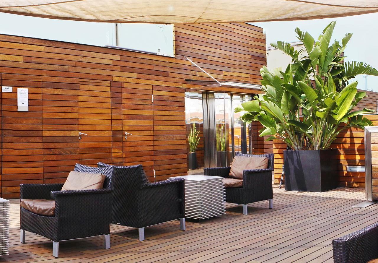Gallart grupo el blog suelos y puertas de madera en - Construir una terraza ...