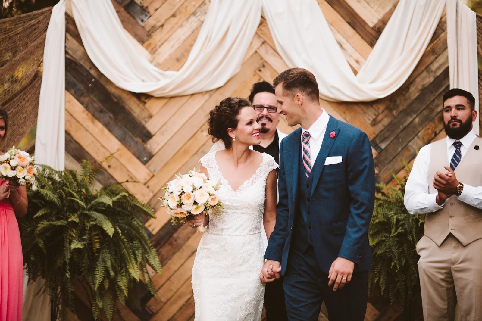 Megan and sean wedding
